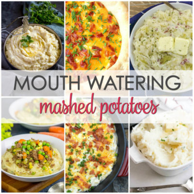 Mouth Watering Mashed Potato Recipes