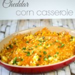 Super Easy Recipes Cheddar Corn Casserole on It's a Keeper