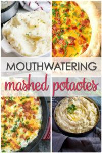 mouthwatering mashed potato recipes