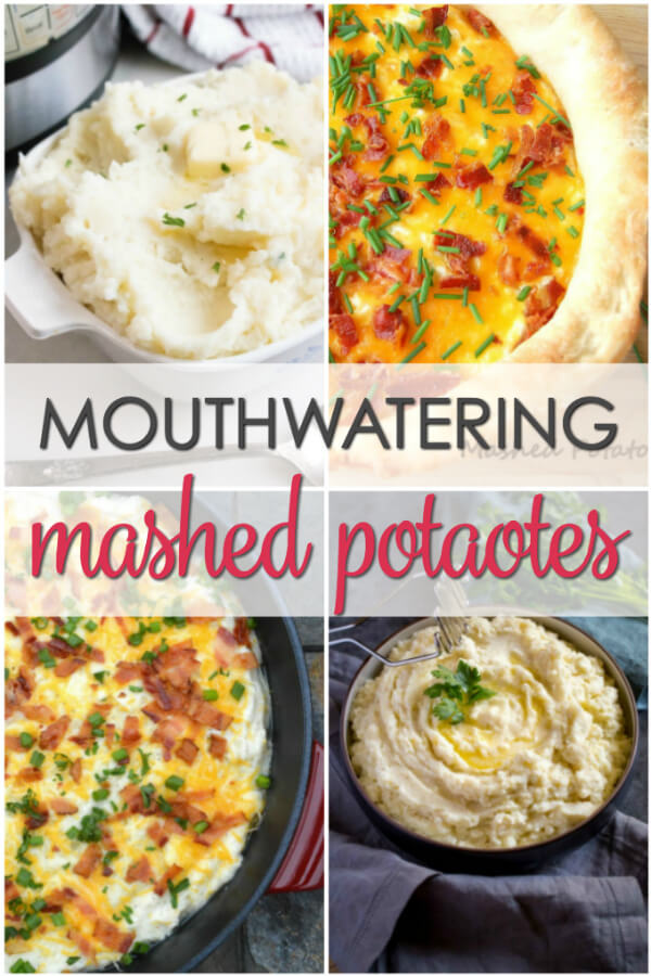 mouthwatering mashed potato recipes