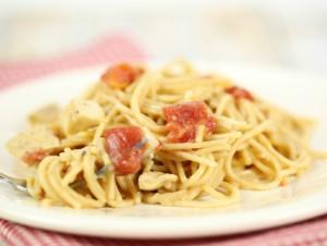 Chicken Spaghetti - It's a Keeper