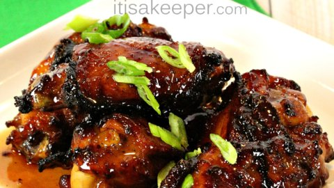 Korean bbq grilled wings it is a keeper forumfinder Image collections