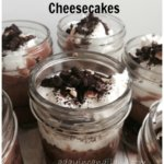 Crockpot Nutella Cheesecakes