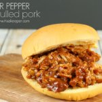 Dr Pepper Pulled Pork