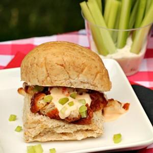 General Tso Chicken Sandwich - It's a Keeper