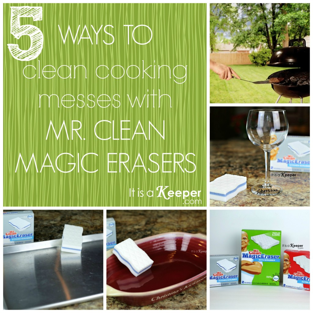 Mr Clean Magic Eraser 5 Uses final