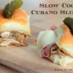 Slow Cooker Cubano Sliders