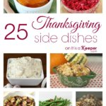 25 Thanksgiving Side Dish Recipes