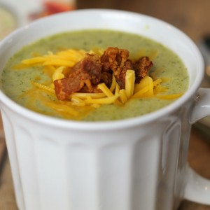 Easy Cream of Broccoli Soup - It Is a Keeper