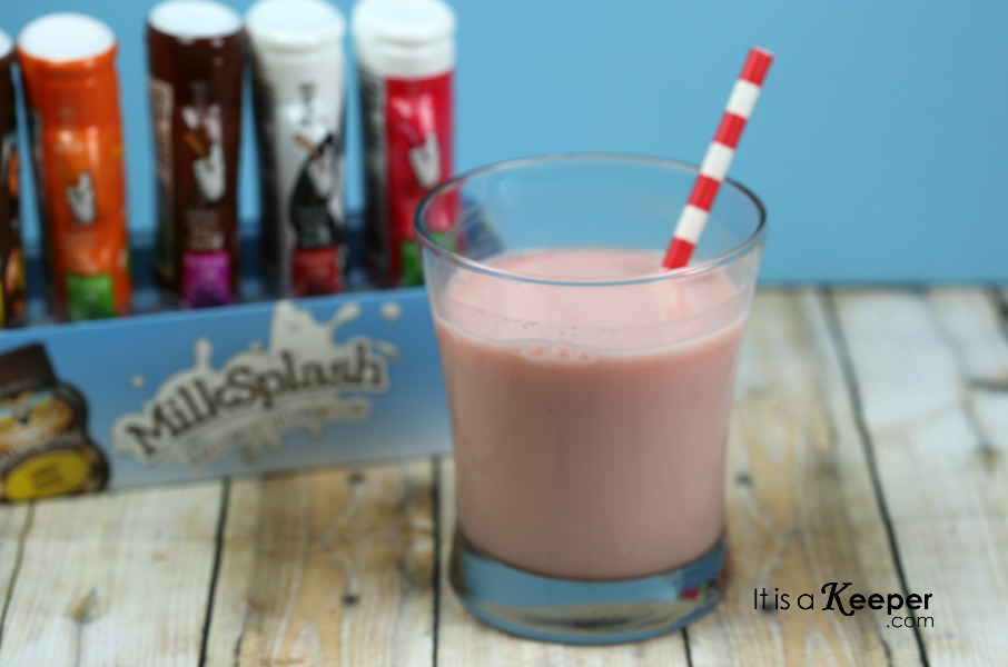 MilkSplash 1 - It Is a Keeper CONTENT
