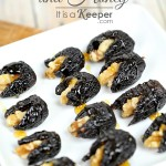Easy Cold Appetizer Recipes Figs with Walnuts and Honey - It Is a Keeper