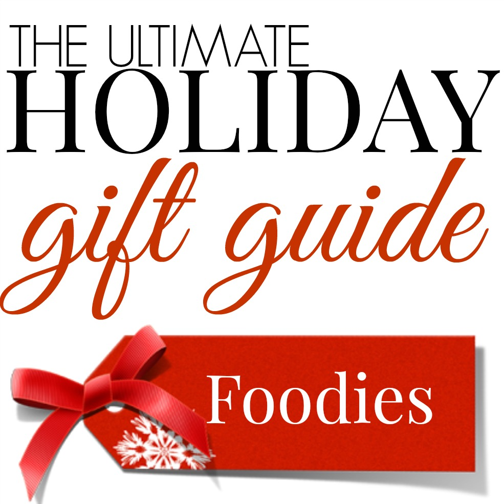 Best Christmas Gifts for Foodies