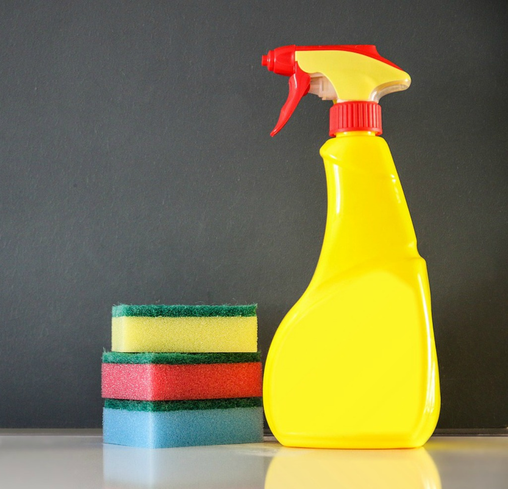 The Ultimate Spring Cleaning Guide: Part 2