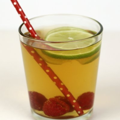 Raspberry Lime Detox Green Tea