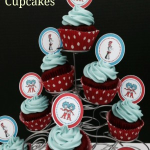 Dr. Seuss Red Velvet Cupcakes Hero-Its A Keeper