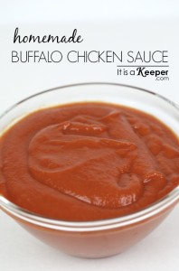Homemade Buffalo Chicken Sauce - It Is a Keeper