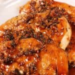 Easy Brown Sugar Garlic Chicken