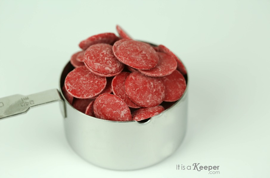 These Red Velvet Muddy Buddies are one of my family's favorite easy snacks. They are also a great Valentine's idea! Muddy Buddies can also be called Puppy Chow, depending on where you're from.