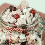 Red Velvet Muddy Buddies Recipe