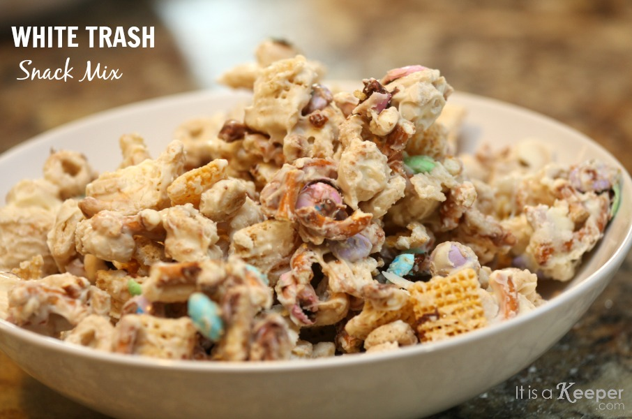 White Trash Snack Mix