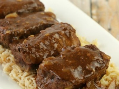Chipotle Crock Pot Short Ribs