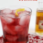 Simple Cocktail Recipes Red Pom Pom - It Is a Keeper