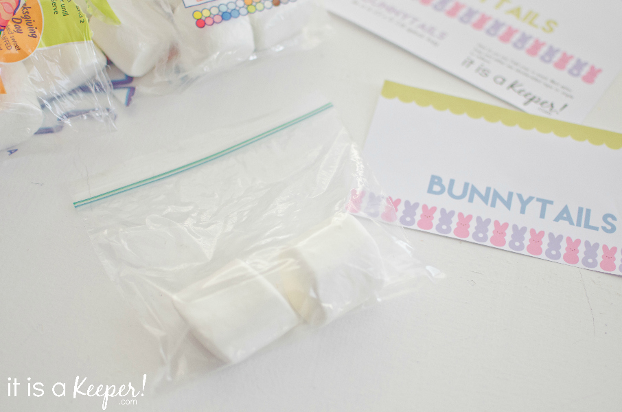 free printable bunnytails bag topper SUPPORTING - it is a keeper 3