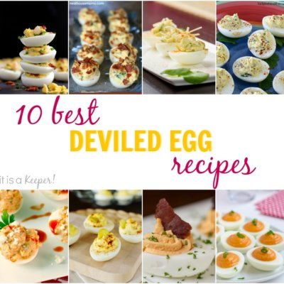 10 Best Deviled Egg Recipes