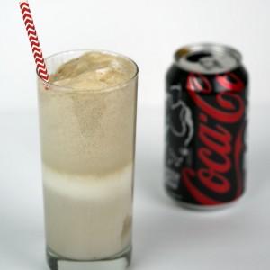 Coke Floats - It is a Keeper