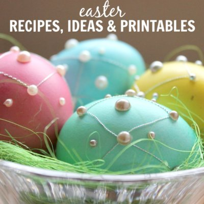 Easter Recipes & Ideas