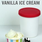 Homemade Vanilla Ice Cream - It Is a Keeper