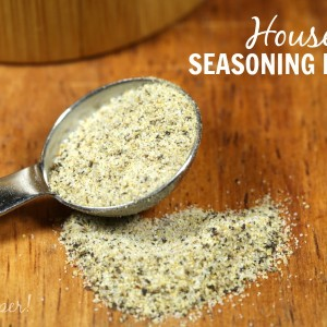House Seasoning Blend - It Is a Keeper