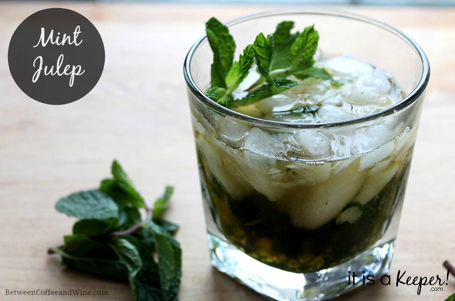 Cocktail Recipe: Mint Julep FEATURE - It is a Keeper