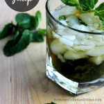 Cocktail Recipe: Mint Julep Hero - It is a Keeper