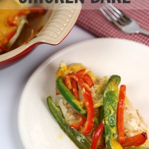 Mexican Chicken Bake - It Is a Keeper