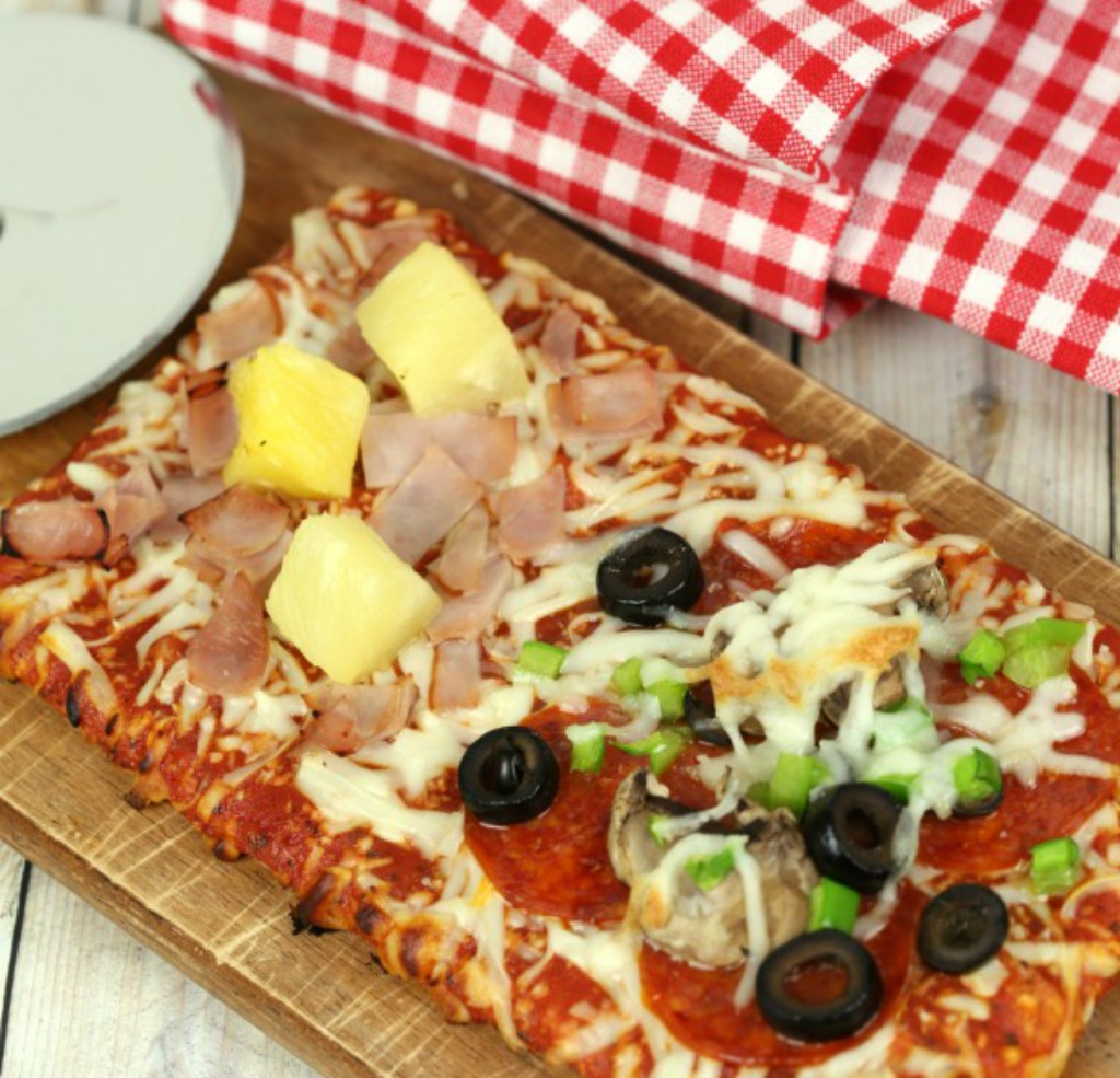 Make Your Own Pizza Night
