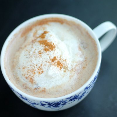Chocolate Cinnamon Latte