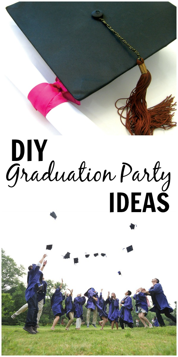 DIY Graduation Party Ideas It Is A Keeper