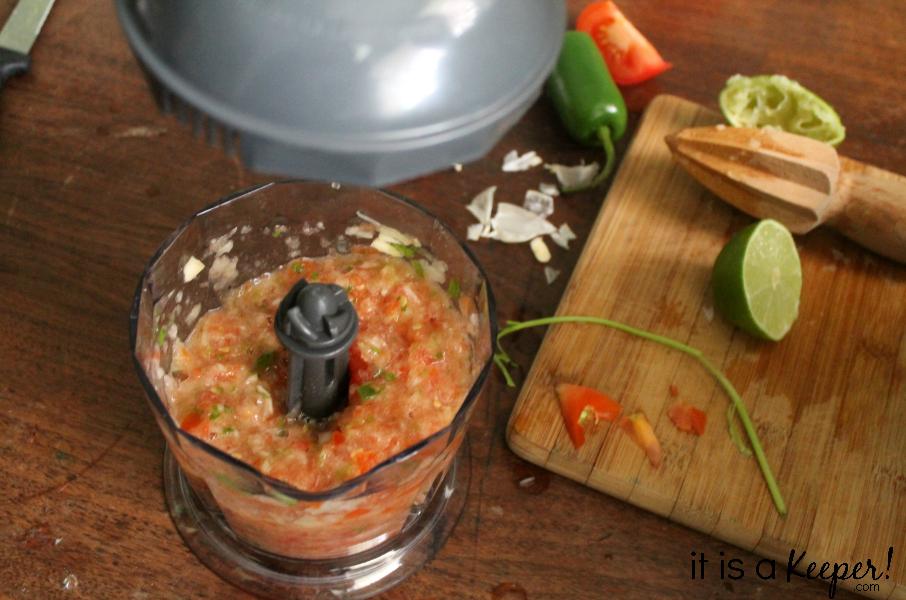 Homemade Salsa - CONTENT 5 - It is A Keeper
