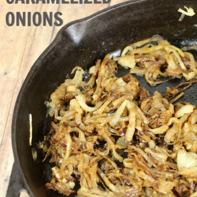 This easy recipe makes perfect caramelized onions every single time.