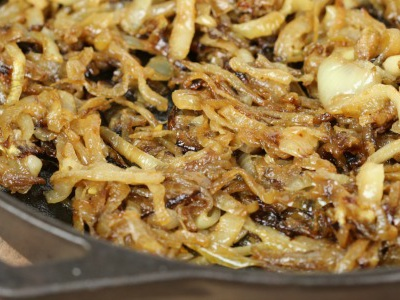Perfect Caramelized Onions