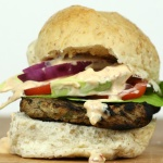 Chipotle Veggie Burger - It Is a Keeper S