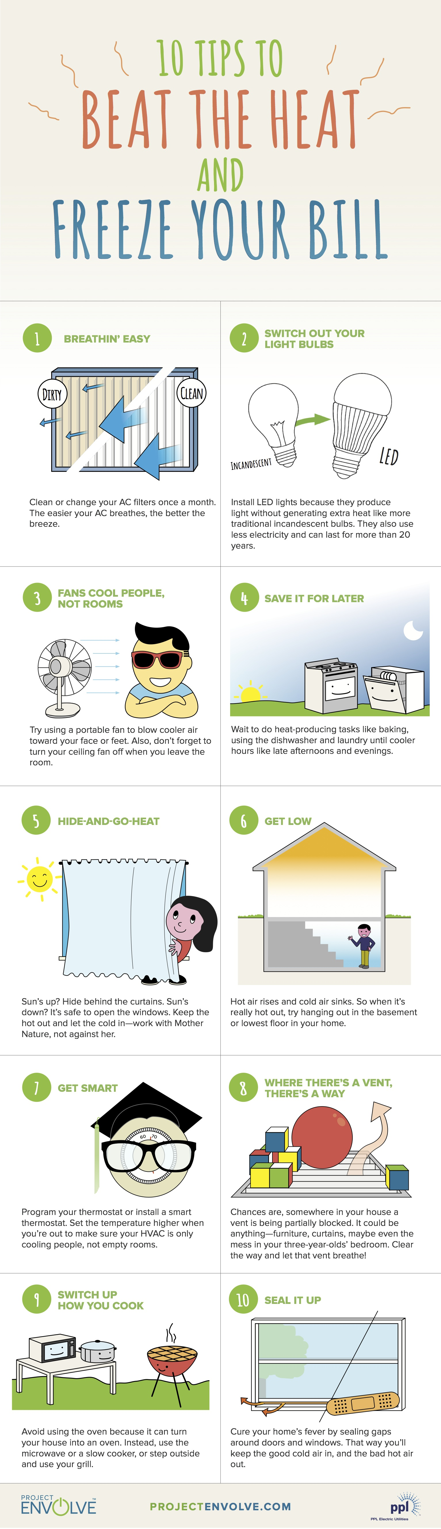 Top Energy Saving Tips - It Is a Keeper