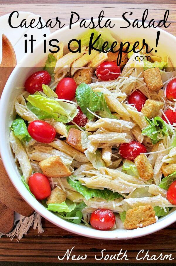 Caesar Pasta Salad 2