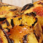Easy Grilled Peaches