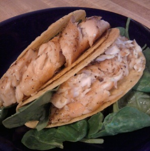 Delicious and easy to make Tilapia Fish Tacos