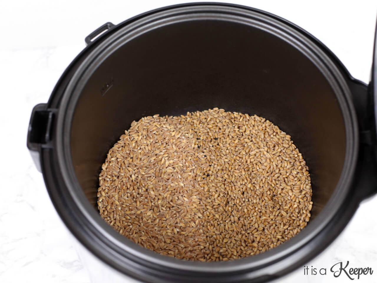 How to make grains in your slow cooker