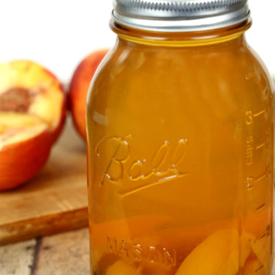 Peach Moonshine