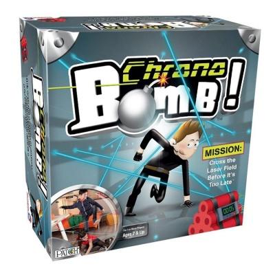 REVIEW: Chrono Bomb