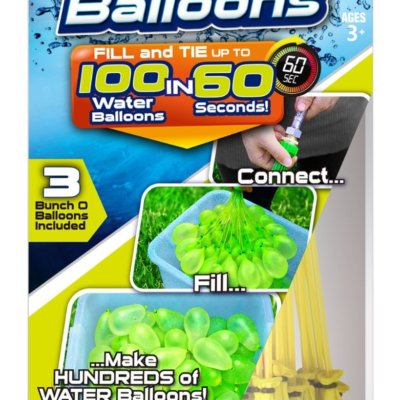 REVIEW: Zuru Bunch O Balloons